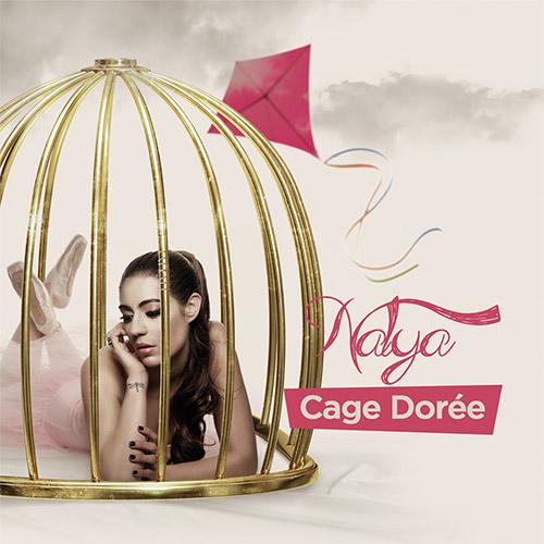 """Pochette de l'EP """"Cage dorée"""""""